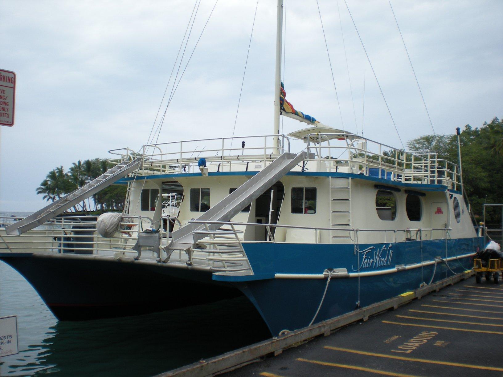 The Big Island Trip March 2009